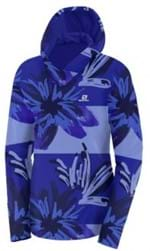Blusa Salomon Runner Graphic Hoodie S31649