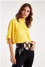 Blusa Sensualite Amarelo Imperial - 36