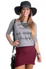 Blusa Super Happy BL2273 - M