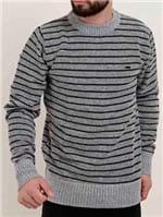 Blusão Masculino Cinza