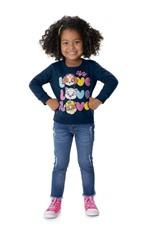 Blusão Patrulha Canina® Menina Malwee Kids Azul Escuro - 2