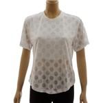 Blusinha Adidas Feminina White Blanc (PP)