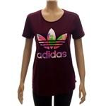 Blusinha Adidas Graphic Trefoil (PP)
