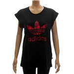Blusinha Adidas Roll Up Boyfriend (PP)