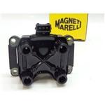 Bobina de Ignição Automotiva Magneti Marelli para Carro Gol Parati Saveiro Bi0059mm