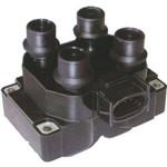Bobina Ignição Delphi Gn10177 Ford Courier 1.3l 8v Gasolina 1997 a 1999 Cada Unidade