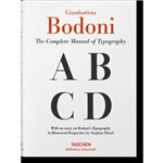 Bodoni, Manual Of Typography