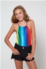 Body Decote Arco Iris Arco Iris - 12