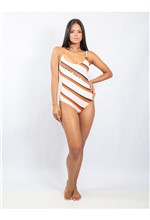 Body Estampa Collor Stripe - P