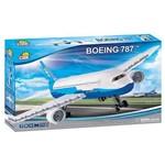 Boeing 787 Blocos para Montar com 600 Peças - Cobi