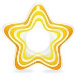 Bóia Estrela Laranja - Intex