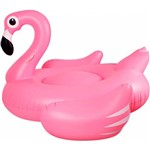 Boia Inflável Gigante Flamingo Belfix