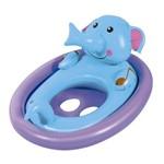 Boia Inflável Oval com Fralda Bichinhos - Elefante