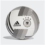 Bola Adidas Alemanha 2018 Campo - Branca e Preta - CD8502