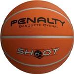 Bola de Basquete Penalty Shoot Oficial - Laranja e Prata