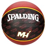 Bola de Basquete Spalding Nba Team Miami Heat