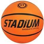 Bola de Basquete Stadium Laranja 1028148