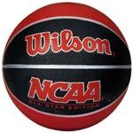 Bola de Basquete Wilson Ncaa Mini Vermelho - Wilson