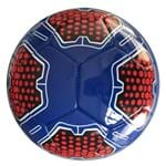 Bola de Futebol Campo Costurada Azul Dtc