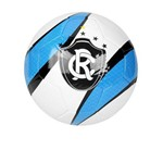 Bola de Futebol de Campo Remo Umbro Branca e Azul