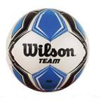 Bola de Futebol de Campo Team New N.5 Azul/Preta Wilson