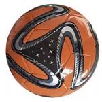 Bola de Futebol - Laranja e Preta - Dtc