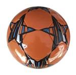 Bola de Futebol Laranja Estrelas - DTC