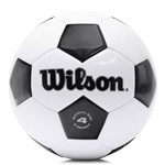 Bola de Futebol Mirim Wilson Tradicional Numero 4
