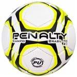 Bola de Futebol Penalty Oficial Brasil 70 R1 Campo Amarela 1028196
