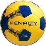 Bola de Handeboll H1L Sem Costura Amarela e Azul - Penalty