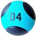 Bola de Peso Medicine Ball 4 Kg Liveup Pro B Lp8110-04