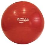 Bola de Pilates 55cm Ahead Sports AS1225A Vermelho
