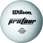 Bola de Volei Pro Tour Branca