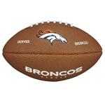 Bola Futebol Americano Denver Broncos - Wilson