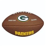 Bola Futebol Americano Green Bay Packers - Wilson