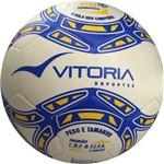 Bola Futebol de Campo Oficial Vitoria PU 14 Gomos