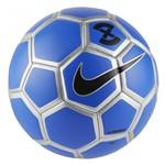 BOLA FUTSAL NIKE FOOTBALLX MENOR - Azul/Prata/Preto - Compre Agora | Radan Esportes