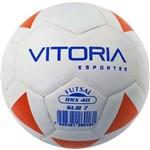 Bola Futsal Vitoria Brx 40 Sub 7 (3 a 6 Anos) Baby Max 40