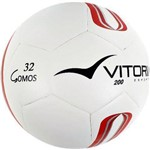 Bola Futsal Vitória Oficial Prata Max 200 Infantil Sub 13