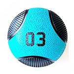 Bola Medicine Ball Live Pro a - 3kg Cross Fit Liveup