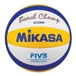 Bola Mikasa Voleibol Beach Champ Vls300 C/c