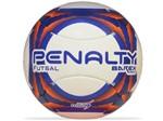 Bola Penalty Futsal Barex 500 Ultra Branco Azul