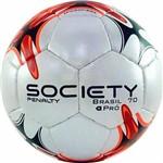 Bola Penalty Society Brasil Pro 70 Vii 511488-1760 Costurada