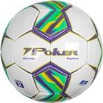 Bola Poker Society C/C Mão Explorer Extra 32 Gomos PVC Soft