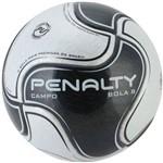 Bola Society Penalty 8 Ix - Branco/preto