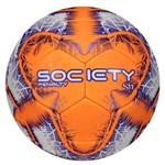Bola Society Penalty S11 R4 Ix 5115401712 Roxo/branco/laranja