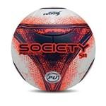 Bola Penalty Society S11 R3 - Laranja e Azul