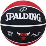 Bola Spalding Basquete NBA Chicago Bulls Team 83503Z