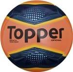 Bola Topper Beach Soccer Td Laranja/Amarelo - U