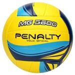 Bola Volei Mg 3600 Penalty Amarelo/Azul Fusion 520314 UN